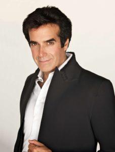 Magicien connu David Copperfield