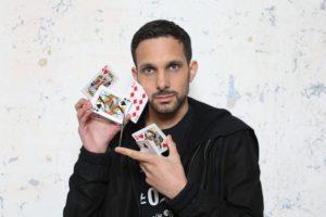Magicien connu Dynamo